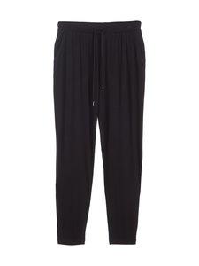 NOOM loungewear - Sade-pyjamahousut - BLACK SOLID | Stockmann
