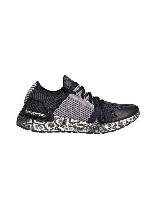 adidas by Stella McCartney - UltraBOOST 20 S -juoksukengät - BLACK WHITE / BLACK WHITE / SOLID GREY | Stockmann - photo 1