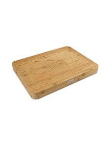 Joseph Joseph - Cut & Carve -bambuleikkuulauta - BAMBU | Stockmann