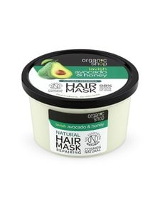 Organic Shop - Avocado & Honey Repairing Hair Mask -hiusnaamio 250 ml | Stockmann