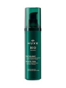 Nuxe - Bio Organic White Tea Multi-Perfecting Tinted Cream For Medium Skin Tones -päivävoide 50 ml | Stockmann