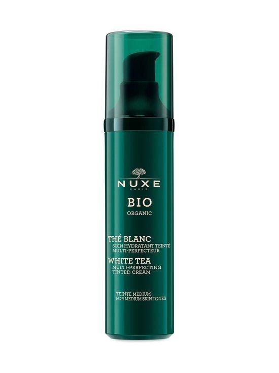 Nuxe - White Tea Multi-Perfecting Tinted Cream For Medium Skin Tones -päivävoide 50 ml - NOCOL | Stockmann - photo 1