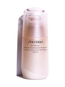 Shiseido - Benefiance Wrinkle Smoothing Day Emulsion SPF20 -emulsio 75 ml | Stockmann