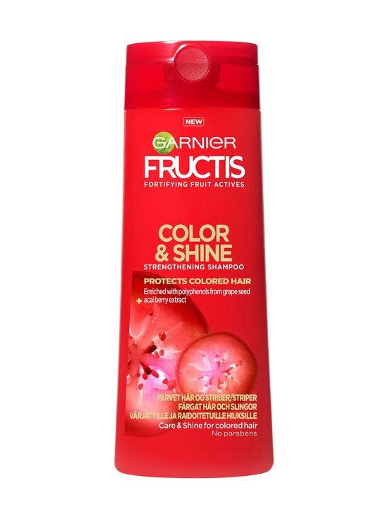 Garnier - Fructis Goji Color & Shine -shampoo 250 ml - null | Stockmann - photo 1