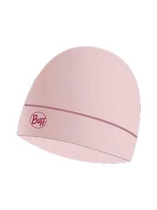 Buff - Lightweight Merino Hat Solid -merinovillapipo - PINK | Stockmann