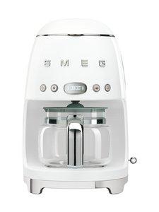 Smeg - DCF02-kahvinkeitin - WHITE | Stockmann