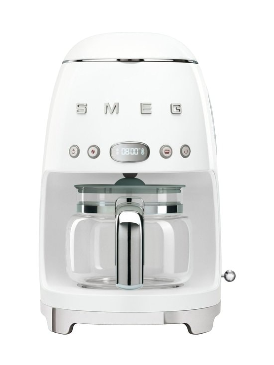 Smeg - DCF02-kahvinkeitin - WHITE | Stockmann - photo 1