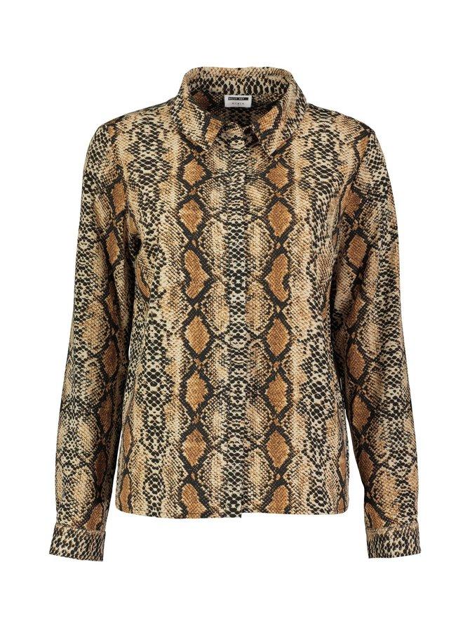 NmSnake Ls Shirt -pusero