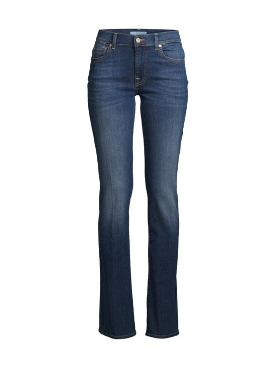 7 For All Mankind - Bootcut Bair Duchess Jeans -farkut - MID BLUE   Stockmann - photo 1