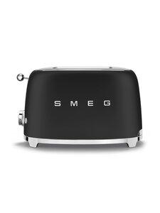 Smeg - TSF01BLMEU-leivänpaahdin, 2 viipaleelle - MATT BLACK | Stockmann