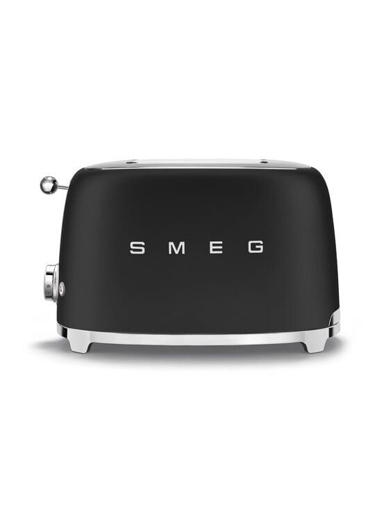 Smeg - TSF01BLMEU-leivänpaahdin, 2 viipaleelle - MATT BLACK | Stockmann - photo 1