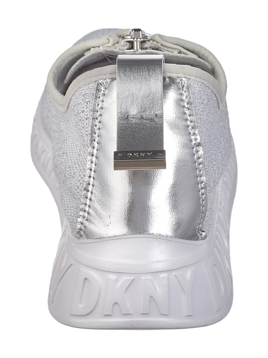 Dkny - Melissa Slip On -sneakerit - SILVER   Stockmann - photo 4