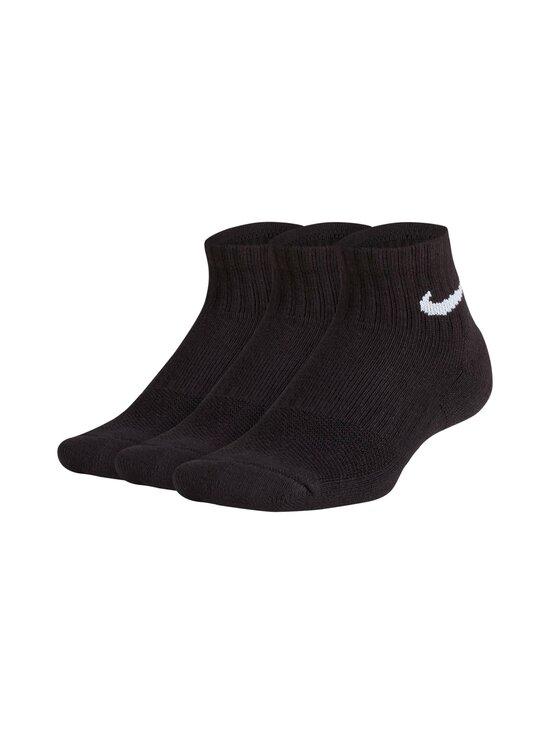 Nike - Everyday-sukat 3-pack - 010 BLACK/WHITE | Stockmann - photo 1