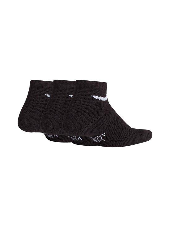 Nike - Everyday-sukat 3-pack - 010 BLACK/WHITE | Stockmann - photo 2