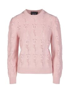 Boutique Moschino - Puuvillaneule - 0223 LT PINK | Stockmann