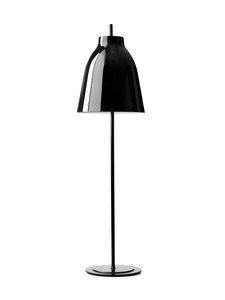 Fritz Hansen - Caravaggio F -lattiavalaisin 40 cm - MUSTA (KIILTÄVÄ) | Stockmann