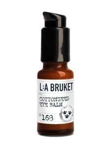 L:A Bruket - No 168 Cottonseed Eye Balm -silmänympärysvoide 15 ml | Stockmann