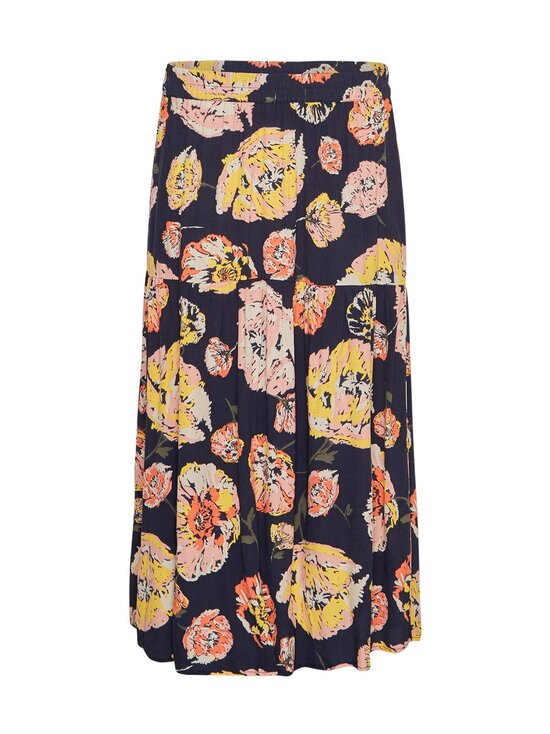 Moss Copenhagen - Helma Jalina Skirt AOP -hame - O SPACE FLOWER | Stockmann - photo 1