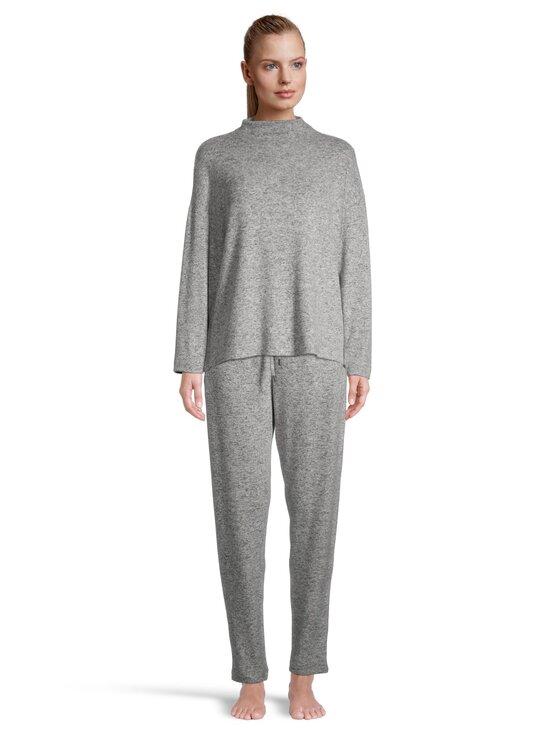NOOM loungewear - Ilse Jogger Pants -housut - LT.GREY MEL | Stockmann - photo 2