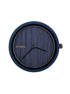 Aarikka - Aikapuu-kellotaulu, pieni ø 36 mm - BLUE | Stockmann