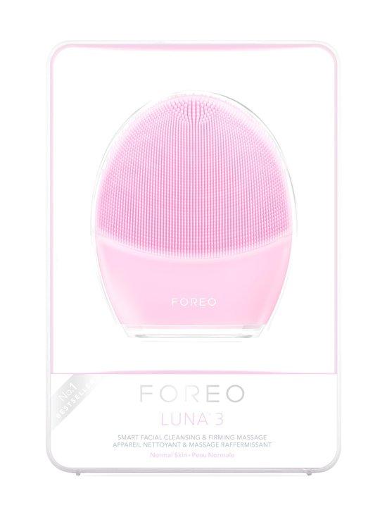 Foreo - LUNA 3 Normal Skin -ihonpuhdistuslaite - PEARL PINK | Stockmann - photo 5