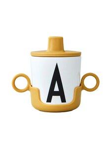 Design Letters - Nokkamukin kahva - MUSTARD   Stockmann
