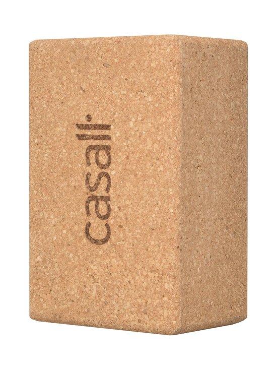 Casall - Yoga Block Large -tukipala - 100 NATURAL CORK | Stockmann - photo 1