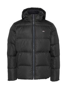 Tommy Jeans - TJM Essential Down Jacket -takki - BDS BLACK | Stockmann