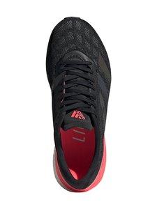 adidas Performance - W Adizero Boston 9 -juoksukengät - CBLACK/CBLACK/SIGPNK | Stockmann