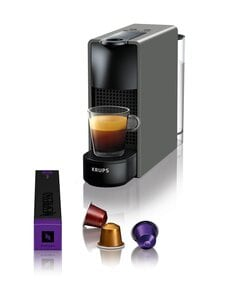Nespresso - Essenza Mini -kahvikone By Krups - GREY | Stockmann