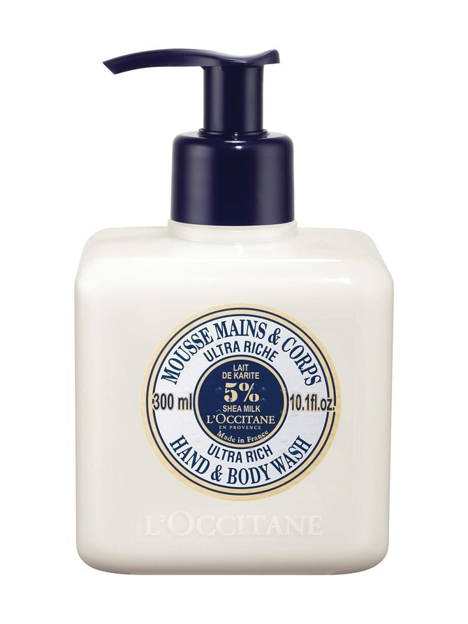 Shea Ultra Rich Hand & Body Wash -suihkusaippua 300 ml