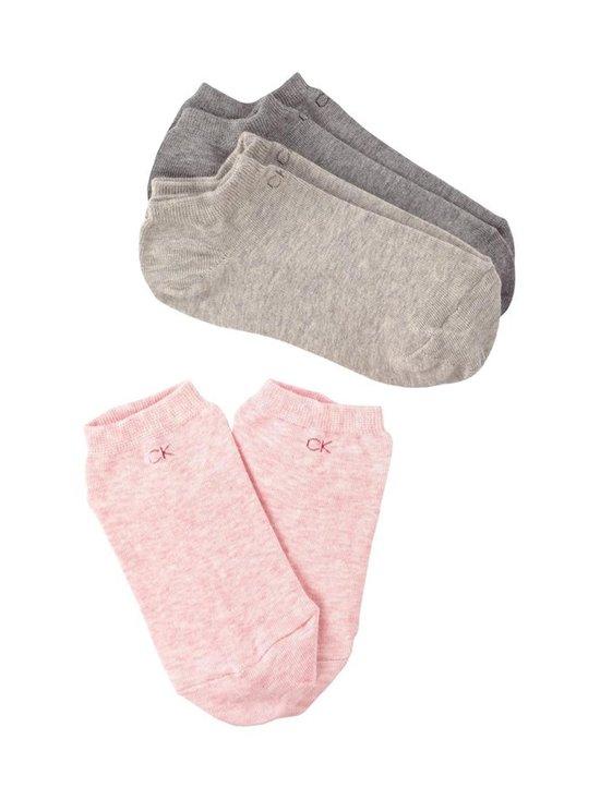 Calvin Klein Underwear - Sukat 3-pack - FADED PINK/PALE GREY/GREY | Stockmann - photo 1