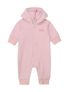 Hugo Boss Kidswear - All in One Zipper -haalari - 44L PINK PALE | Stockmann