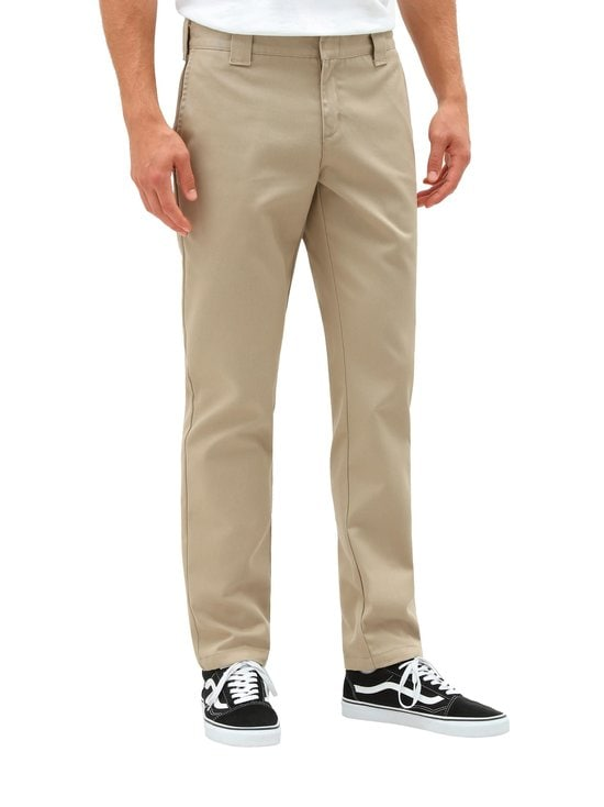 Dickies - Slim Fit Work Pant 872 -housut - KHAKI | Stockmann - photo 1