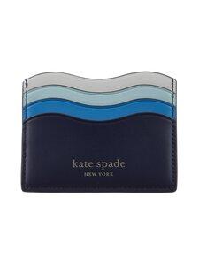 kate spade new york - Puffy Wave Cardholder -korttikotelo - 467 SQUID INK MULTI | Stockmann