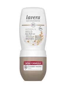 Lavera - Deo Roll-On Natural & Mild deodorantti 50 ml | Stockmann