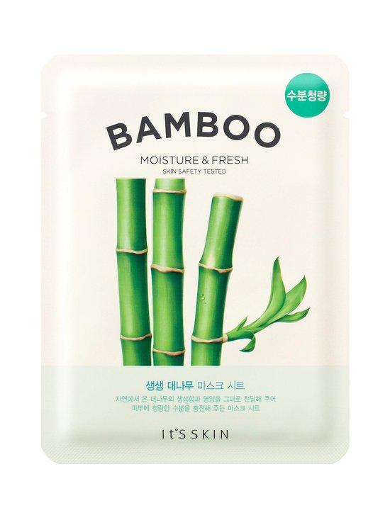 The Fresh Bamboo Mask Sheet -kasvonaamio 20 ml