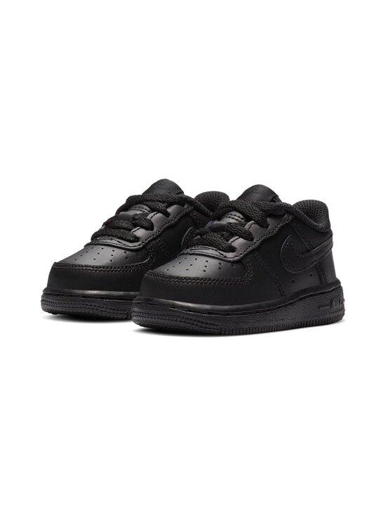 Nike - Air Force 1 '06 -nahkasneakerit - 009 BLACK/BLACK-BLACK | Stockmann - photo 1