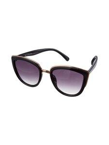 A+more - Cateye-aurinkolasit - SHINY BLACK/GOLD | Stockmann