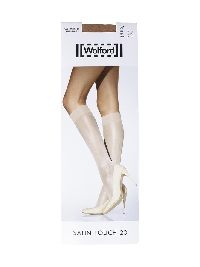 Satin Touch -polvisukat 3-pack