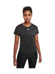 Nike - Air Top -t-paita - 010 BLACK/DK SMOKE GREY/REFLECTIVE SILV | Stockmann