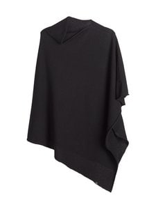 KN Collection - Ania-poncho - BLACK 33 | Stockmann