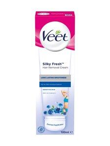 Veet - Bikini & Underarm hair removal cream -ihokarvanpoistovoide 100 ml   Stockmann