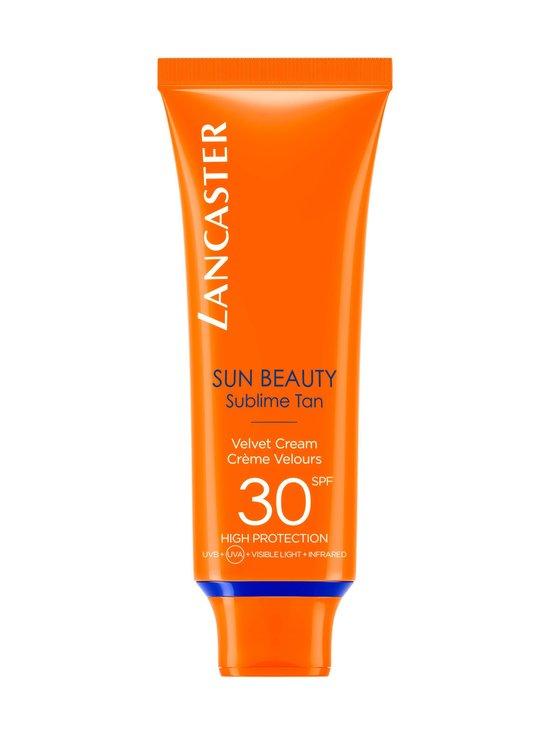 Lancaster - Velvet Touch Cream SPF 30 -aurinkosuojavoide kasvoille 50 ml - null | Stockmann - photo 1