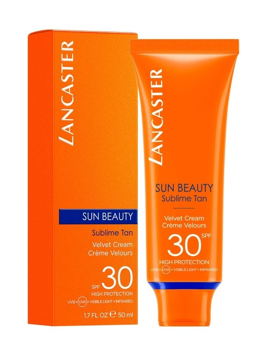 Lancaster - Velvet Touch Cream SPF 30 -aurinkosuojavoide kasvoille 50 ml - null | Stockmann - photo 2