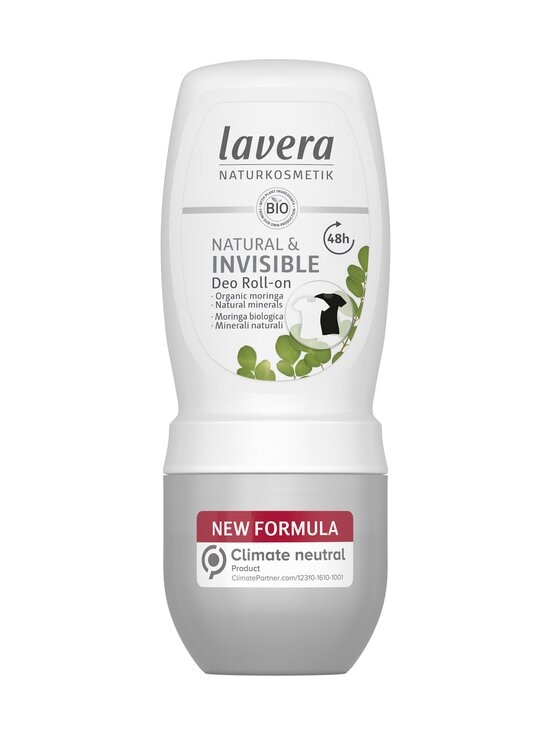 Lavera - Deo Roll-On Natural & Invisible deodorantti 50 ml - NOCOL   Stockmann - photo 1