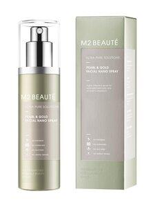 M2 Beauté - Ultra Pure Solutions Pearl & Gold Facial Nano Serum Spray -kasvoseerumisuihke 75 ml | Stockmann