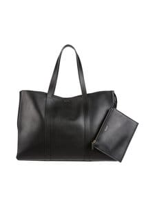Balmuir - Ellie Large Tote -nahkalaukku - 310S BLACK/S | Stockmann