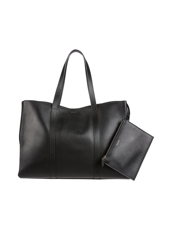 Balmuir - Ellie Large Tote -nahkalaukku - 310S BLACK/S | Stockmann - photo 1