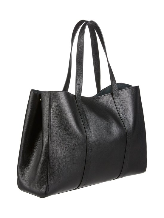 Balmuir - Ellie Large Tote -nahkalaukku - 310S BLACK/S | Stockmann - photo 2
